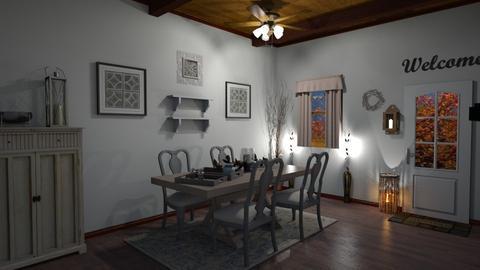 judge rd alabama - Dining room - by jdenae3