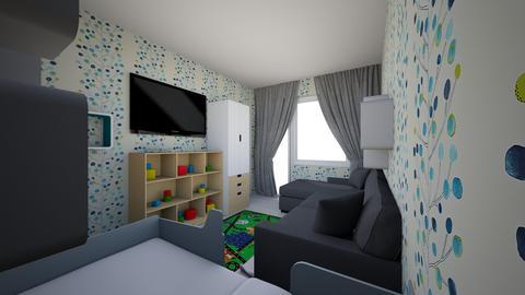 sintija kids room 2 - Kids room - by sintijazake