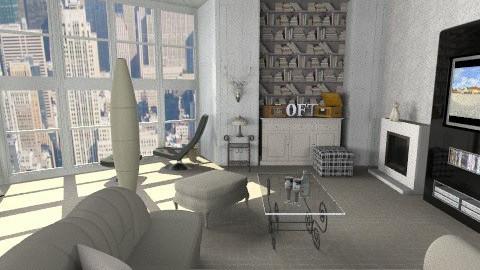 nostalgia - Retro - Living room - by ATELOIV87