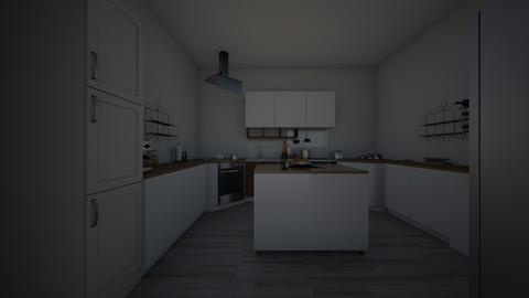 modern - Kitchen - by rali19