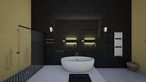 bathtime 4 - Bathroom - by nikolinajadanic