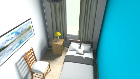 HABITACION CASITA - Rustic - Bedroom - by dijuego
