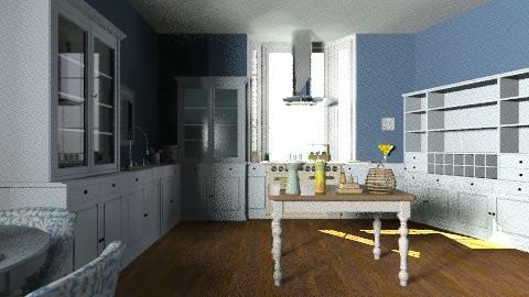 RG Series Kitchen - Classic - Kitchen - by camilla_saurus