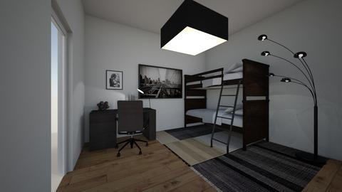 Unity Harmony Will N - Bedroom - by SmithFACS