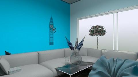 bobi - Living room - by yamna bnt m9aydch