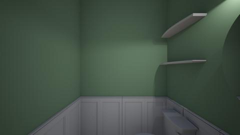 Power Room - Bathroom - by emster20