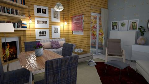 Hygge  - Living room - by Tree Nut