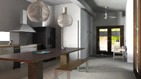 CASA MAREA NEW... 173 - Eclectic - Kitchen - by ARMIDA 1