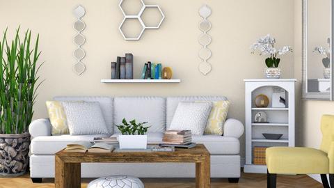 Little Reading Corner - Classic - Living room - by millerfam