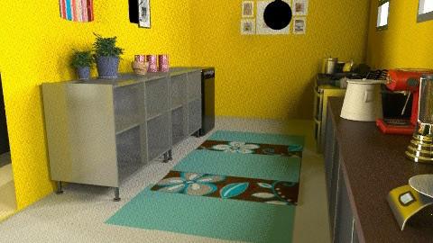 lilla - Modern - Kitchen - by lilla_rtfalvi