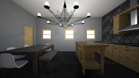 HOUSE OF HOPE - Modern - by zaryah