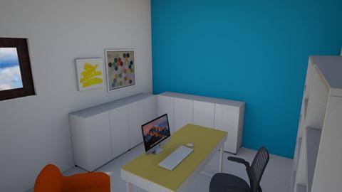 Nan Office 14x12 back - by nancysmenard