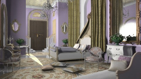 Versailles - Classic - Bedroom - by chania
