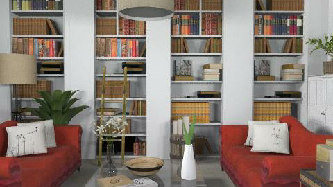 Joá reading room - Eclectic - by du321