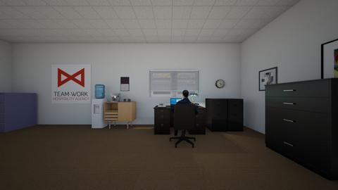 Office Autumn - Office - by WestVirginiaRebel