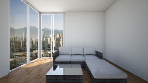 no - Living room - by Melan Firas