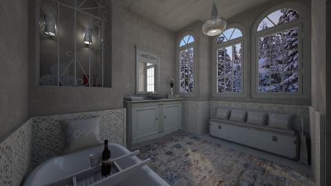 carved - Bathroom - by daydreamer84