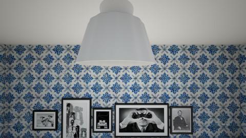 VintageArtBathroom light - Vintage - Bathroom - by yaizalloriginal