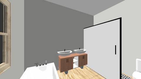 Bathroom3 - Bathroom - by meerso