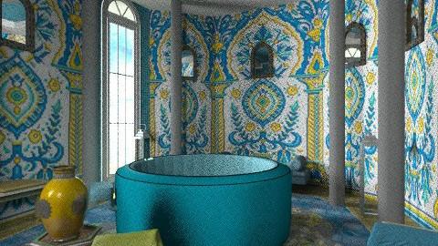 hamam - Eclectic - Bathroom - by chania