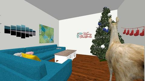 10 17 19 - Living room - by Harleigh Jester