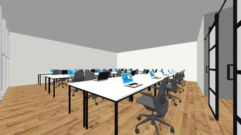 Office 25 Desks - Office - by Walktrue