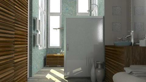 Cleansing - Bathroom - by jenshadow_222