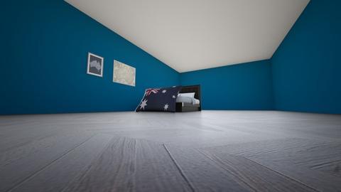 Australian bedroom - Modern - Bedroom - by Alyssabear