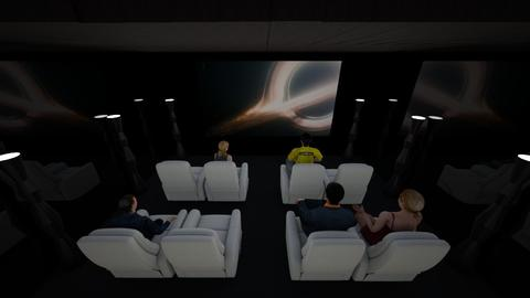 Interstellar - Living room - by Edy99