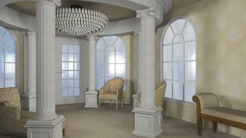 Classic bedroom - Classic - Bedroom - by phatpiggy13