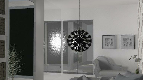 White, minimal - Minimal - Bedroom - by hunny
