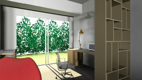 casa chica new  - Office - by ARMIDA 1
