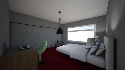 Studentenkamer 2 - Bedroom - by Rensvb