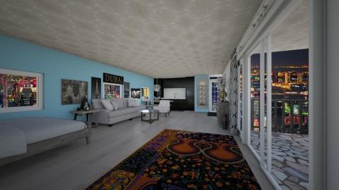 Apartment Redecoration - by kylathemermaid