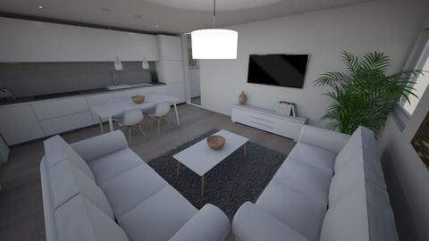 Alexia salon 2 - Modern - Dining room - by everybodyfeel
