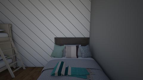 room - Bedroom - by hayl444