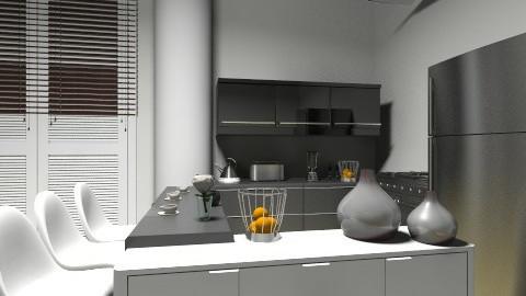 coffee - Modern - Kitchen - by tita