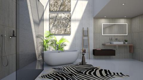 UJB2 - Bathroom - by rickglassinteriors