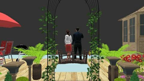 My dream garden - Country - Garden - by mayalg2