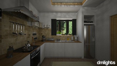 Projekat _ Kuhinja - Kitchen - by DMLights-user-1025330