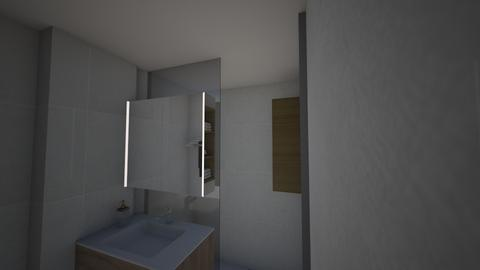 badkamer - Bathroom - by moederzoo