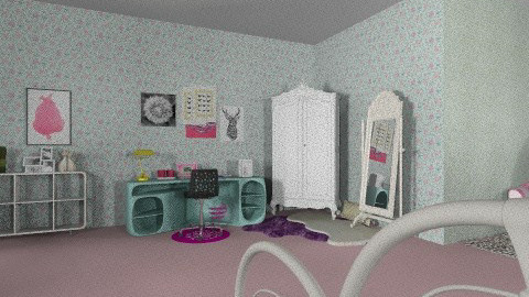 my room - Modern - by pavleda