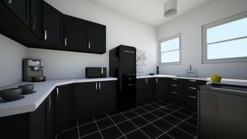 Cozinha - Kitchen - by Rayssa_Nunes