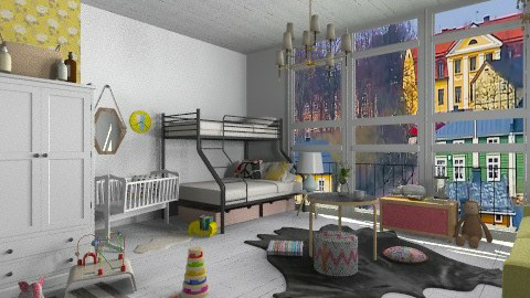 Kids - Eclectic - Kids room - by pthomas