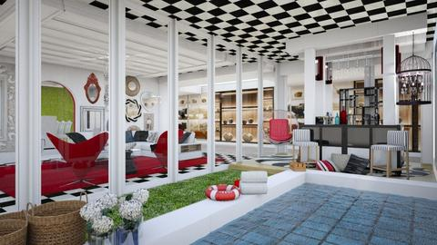 Airbnb Plus and Barneys Pop Up Event - by Sasha Noronha