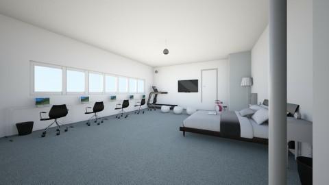 stefka - Living room - by stefanialipiec