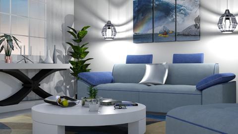 M_ Caris - Modern - Living room - by milyca8