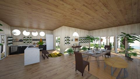pov 2 - Modern - Kitchen - by Waykeeup