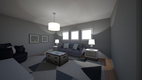 Colonial 2nd Floor - Kids room - by DesignKeeper09