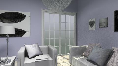 Inspired - Feminine - Living room - by Remyp